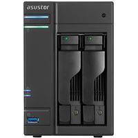 ASUSTOR AS5102T 2-bay Customizable NAS