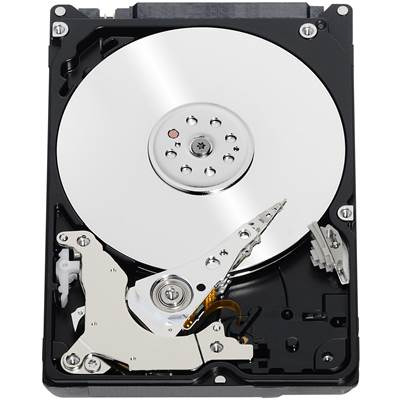 "Western Digital Black WD5000LPLX 500GB 2.5"" SATA 6.0Gb / s Hard Drive"
