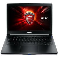 "MSI GS30 Shadow-001 13.3"" Ultra Gaming Laptop w  /  Gaming Dock"