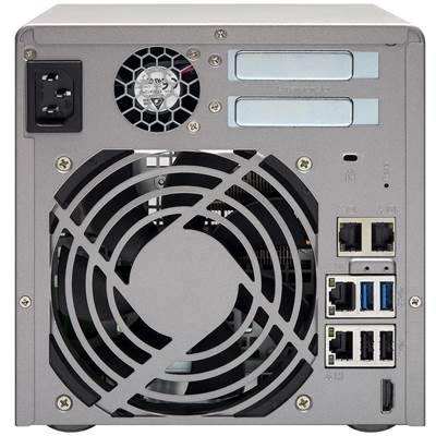 QNAP TVS-471-PT-4G 4-bay Customizable Turbo NAS