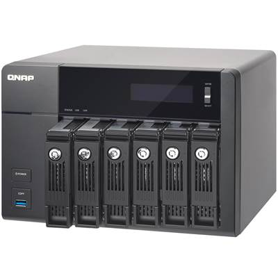 QNAP TVS-671-i5-8G 6-bay Customizable Turbo NAS