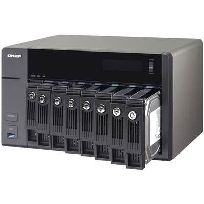 QNAP TVS-871-PT-4G 8-bay Customizable Turbo NAS