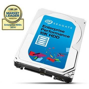 "Seagate Enterprise Performance 10K ST1800MM0128 1.8TB 2.5"" 12.0Gb / s SAS Hard Drive - 512 Emulation"