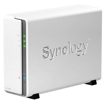 Synology BeyondCloud BC115J-1300 1-Bay 3TB DiskStation Preconfigured NAS