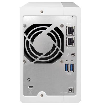 QNAP TS-231+ 2-bay Customizable NAS