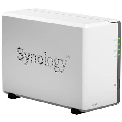 Synology BeyondCloud Mirror BC214SE-2300 2-Bay 3TB DiskStation w /  RAID Protection Preconfigured NAS