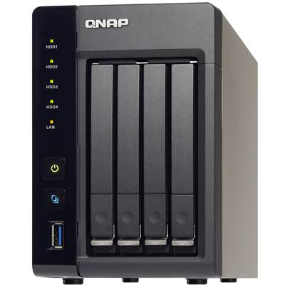 QNAP TS-451S 4-bay Slim Customizable NAS