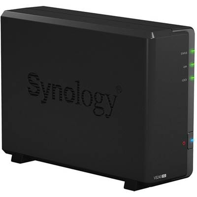 Synology VisualStation VS240HD Video Decoder w /  Dual HDMI Output (Up to 24 Cams)