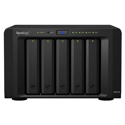 Synology DS1515 5-bay DiskStation NAS