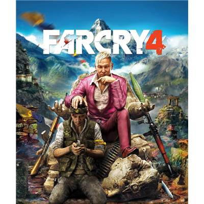 Ubisoft Far Cry 4 Game Code ($59.99 value)