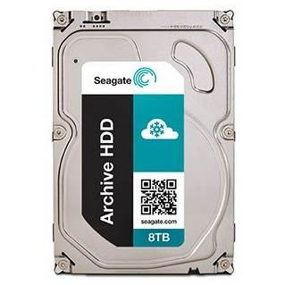 "Seagate Archive HDD v2 ST6000AS0002 6TB 3.5"" SATA 6Gb / s Enterprise Servers Hard Drive"