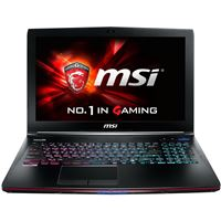 "MSI GE62 Apache Pro-219 15.6"" Gaming Laptop"