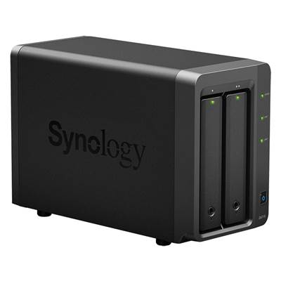 Synology DS715 2-bay DiskStation NAS