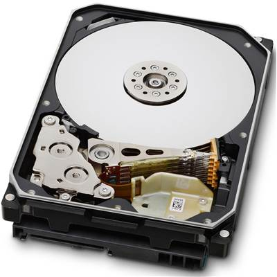 "Hitachi Ultrastar 7K6000 HUS726020ALE611 (0F23019) 2TB 3.5"" SATA 6.0Gb / s Enterprise Hard Drive"