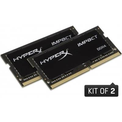 16GB (2x8GB) Kingston HyperX Impact DDR4 2133MHz