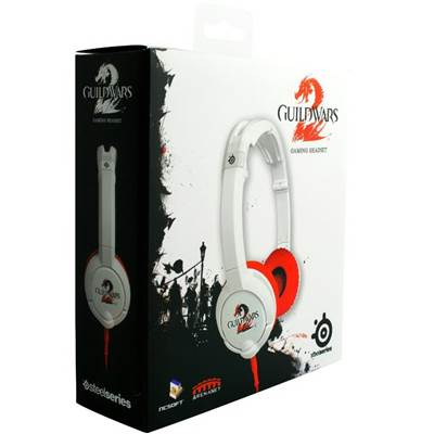 SteelSeries Flux Guild Wars 2 Gaming Headset