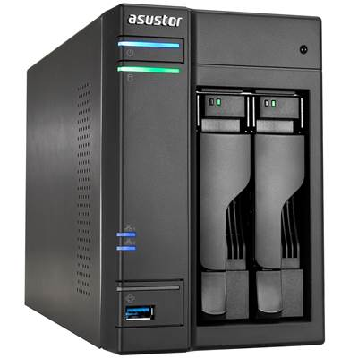 ASUSTOR AS6102T 2-bay NAS