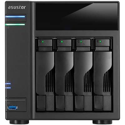 ASUSTOR AS6104T 4-bay NAS