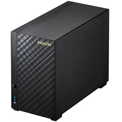 ASUSTOR AS1002T 2-bay NAS