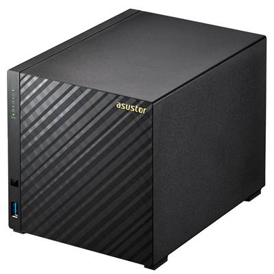 ASUSTOR AS1004T 4-bay NAS