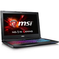 "MSI GS60 Ghost Pro 4K-053 15.6"" UHD+ (4K) IPS Ultra Gaming Laptop w /  GTX 970M 6GB (Skylake)"