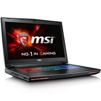 "MSI GT72S Dominator Pro G-219 17.3"" Full HD IPS Gaming Laptop w  /  GTX 980M 8GB G-Sync (Skylake Core i7-6820HK)"