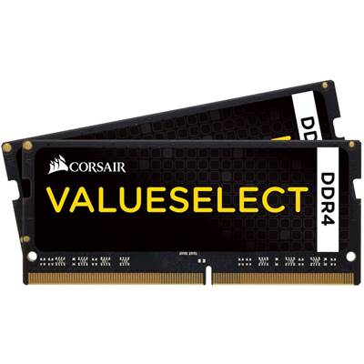 Corsair ValueSelect 32GB (2x16GB) Kit DDR4 2133MHz CL15 SODIMM