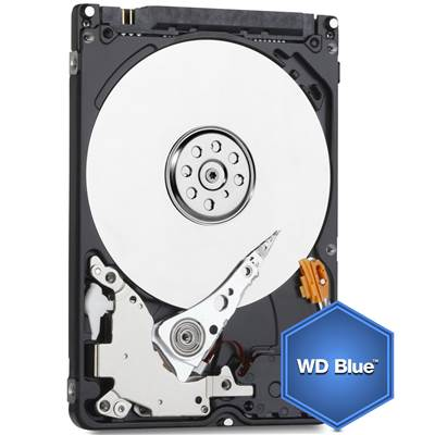 "Western Digital Blue WD5000LPCX 500GB 2.5"" SATA 6.0Gb / s 7mm Slim Hard Drive"