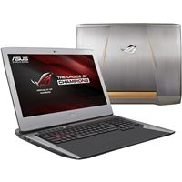 "ASUS G752VL-DH71 17.3"" Full HD IPS ROG Laptop w  /  GTX 965M 2GB (Skylake)"