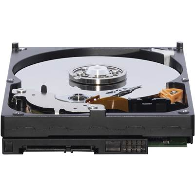 "Western Digital Blue WD5000AZRZ 500GB 3.5"" SATA 6.0Gb / s Hard Drive"