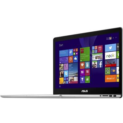 "ASUS ZenBook Pro UX501VW-DS71T 15.6"" IPS UHD (3840 x 2160) Touchscreen (Glossy) Laptop w /  GTX 960M (2GB) (Skylake)"
