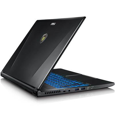 "MSI WS60 6QI-237US 15.6"" Full HD eDP Workstation Laptop  /  NVIDIA Quadro M1000M 2GB GDDR5 (Skylake)"