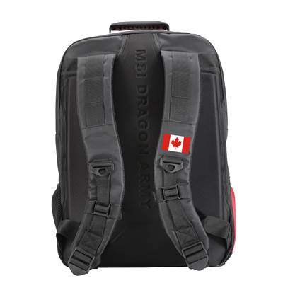 MSI Gaming Backpack for GT Series (Not for sale)
