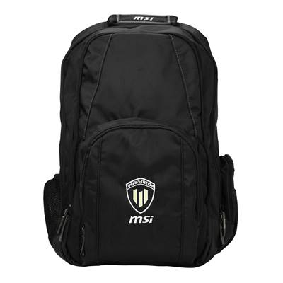 MSI Backpack for WS  /  WE Workstation (Not for sale)