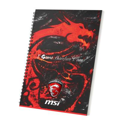 MSI Sketch Book (Not for sale)