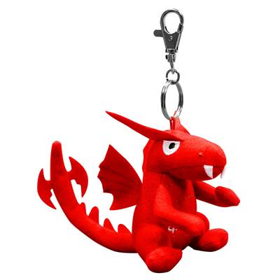 MSI Dragon Doll Key Ring (Not for sale)