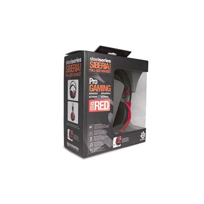 MSI SteelSeries Siberia V2 Headset ( MSI Gaming Edition) (Not for sale) ...