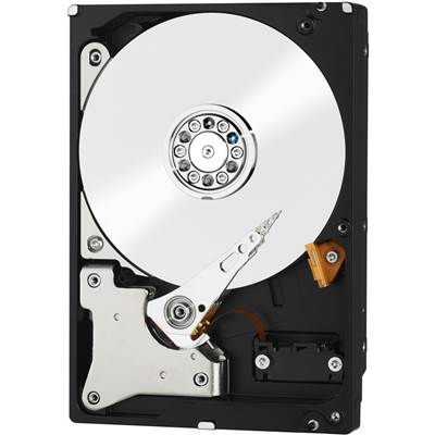"Western Digital Red WD80EFZX 8TB 3.5"" SATA 6.0Gb / s NAS Hard Drive (made in China)"