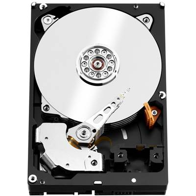 "Western Digital Red Pro WD6002FFWX 6TB 3.5"" SATA 6.0Gb / s NAS Hard Drive"
