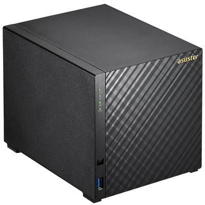 ASUSTOR AS3204T 4-bay NAS