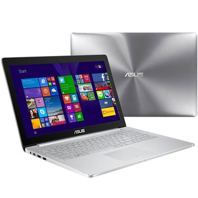 "ASUS ZenBook Pro UX501VW-XS74T 15.6"" IPS UHD (3840 x 2160) Touchscreen (Glossy) Laptop w /  GTX 960M (4GB) & Windows 10 Pro (Skylake)"
