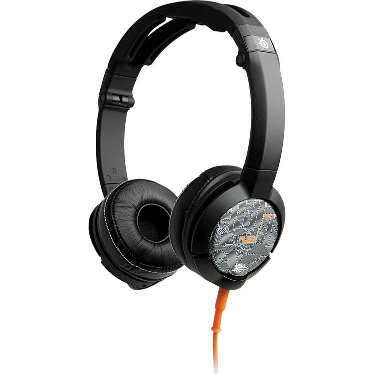447545ff3f0 SteelSeries Flux Gaming Headset Black (Luxury Edition)
