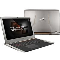 "ASUS ROG GX700VO-VS74K (Gray Silver Metal) 17.3"" IPS Full HD (G-Sync Ready) ""Liquid Cooling"" Gaming Laptop w /  GTX 980 8GB (Overclockable CPU, GPU, and Memory)"