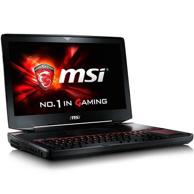 "(Open-box) MSI GT80S TITAN SLI-012 18.4"" Full HD Gaming Laptop w /  GTX 970M SLI 12GB (Skylake Core i7-6820HK)"