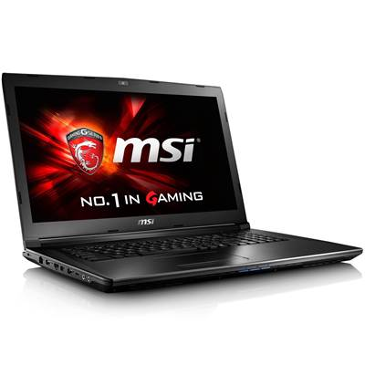"MSI GL72 6QF-697 17.3"" Full HD Gaming Laptop w /  GTX 960M 2GB (Skylake)"