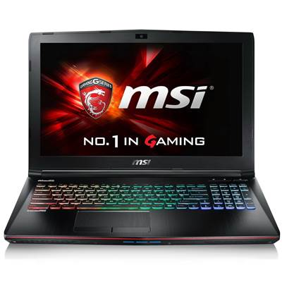 "MSI GE62VR Apache Pro-021 15.6"" Full HD Gaming Laptop w /  GTX 1060 6GB (VR Ready)"
