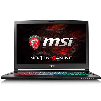 "MSI GS73VR Stealth Pro-025 17.3"" Full HD Ultra Gaming Laptop w /  GTX 1060 6GB (VR Ready)"