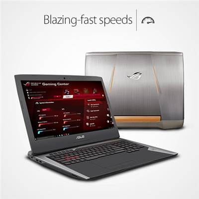 "ASUS G752VS-XB78K OC Edition 17.3"" G-Sync Full HD IPS-Level ROG Laptop w /  GTX 1070 8GB GDDR5 (Skylake Core i7-6820HK)"