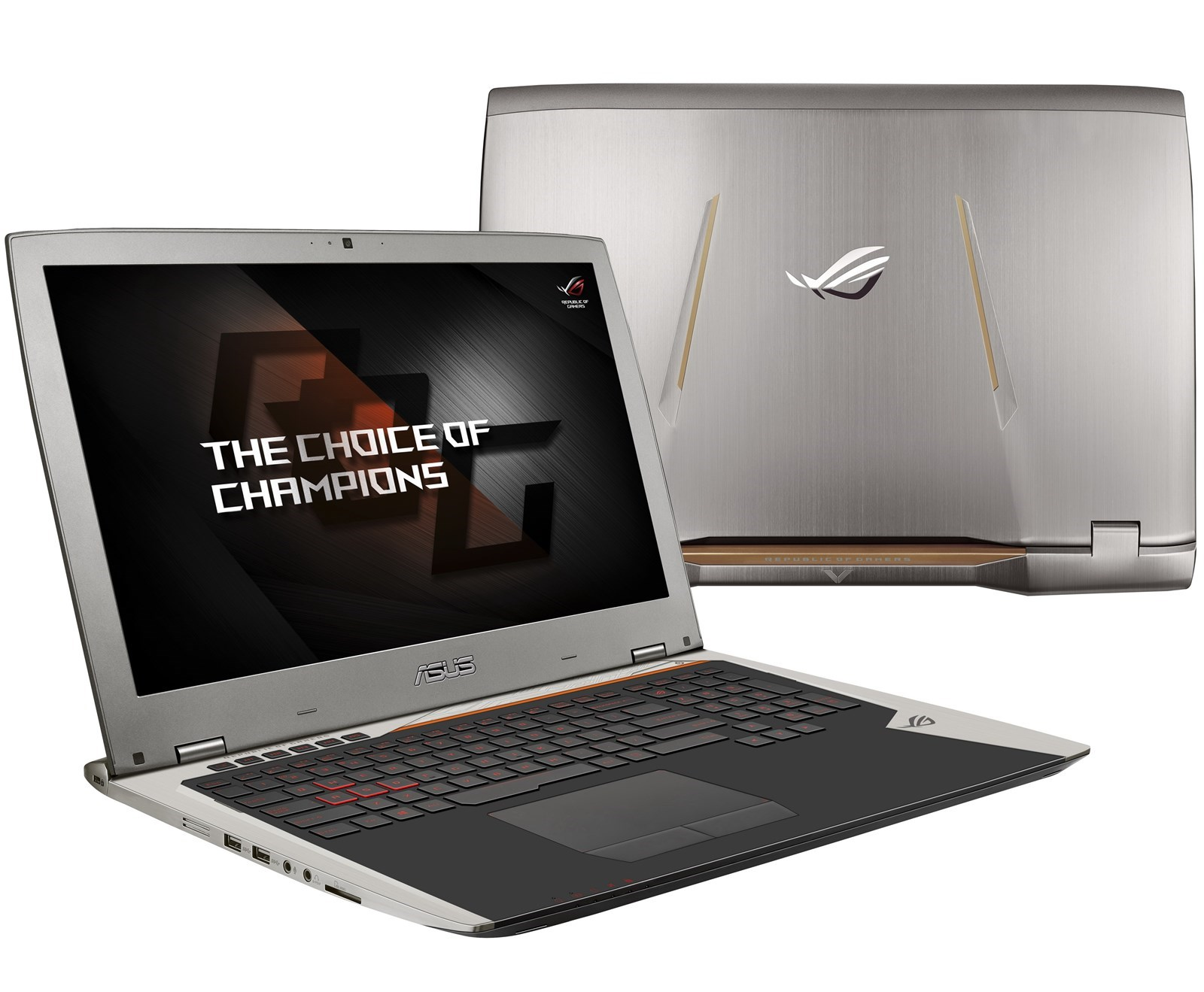 Cross-bord:- ASUS ROG G701VI-XB78K 17.3 inch Gaming Laptop (Intel Core i7-6820HK, 64GB SDRAM, 1TB SSD, Windows 10)