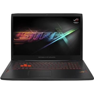 "ASUS ROG STRIX GL702VM-DB74 17.3"" Full HD ROG Laptop w /  GTX 1060 6GB GDDR5 (Skylake)"